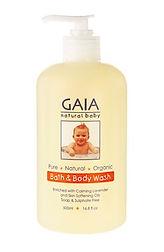 Gaia Bath & Body Wash, 500ml