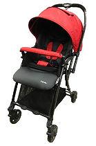 Capella S201-18 Wi-Lite Stroller, Red