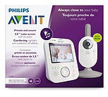 Philips Avent Digital Video Baby Monitor, SCD843/37