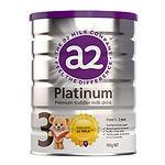 a2 Platinum Premium Toddler Milk Drink, Stage 3, 900g