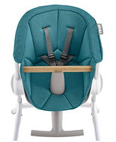 Beaba Textile seat for the Up & Down High Chair, Blue