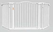 Demby Configure Gate, SG72, White