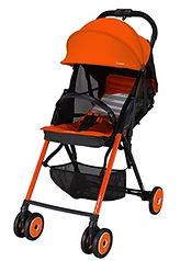 Combi F2plus AF Stroller, Energetic Orange