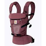 Ergobaby Adapt Baby Carrier, Cool Air Mesh, Plum
