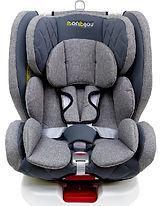 Bonbijou Revolution 360+ Isofix Car Seat, Opal Grey