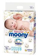 Moony Natural Tape, S, 58pcs