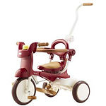 iimo Foldable Tricycle #02, Eternity Red