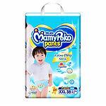 MamyPoko Extra Dry Skin Pants (Boys), XXL, 38pcs