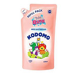 Kodomo Mild & Natural Baby Bath, Refill, 650ml