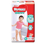 Huggies Silver Diapers, XL, 48pcs