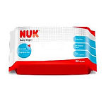 NUK Baby Wipes (Fragrance Free), 80s