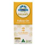 Nature One Dairy Organic Follow-On Formula, Step 2, 153g