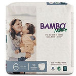 Bambo Nature Training Pants, XXL, 18pcs
