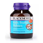 Blackmores Kids Fruity Fishies, 30caps