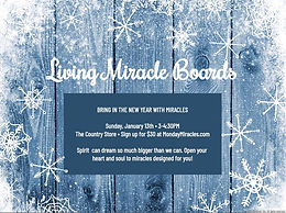 Living Miracle Boards