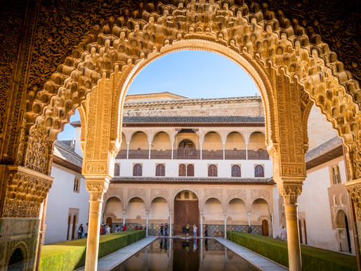 Alhambra: A Palace Frozen in Time