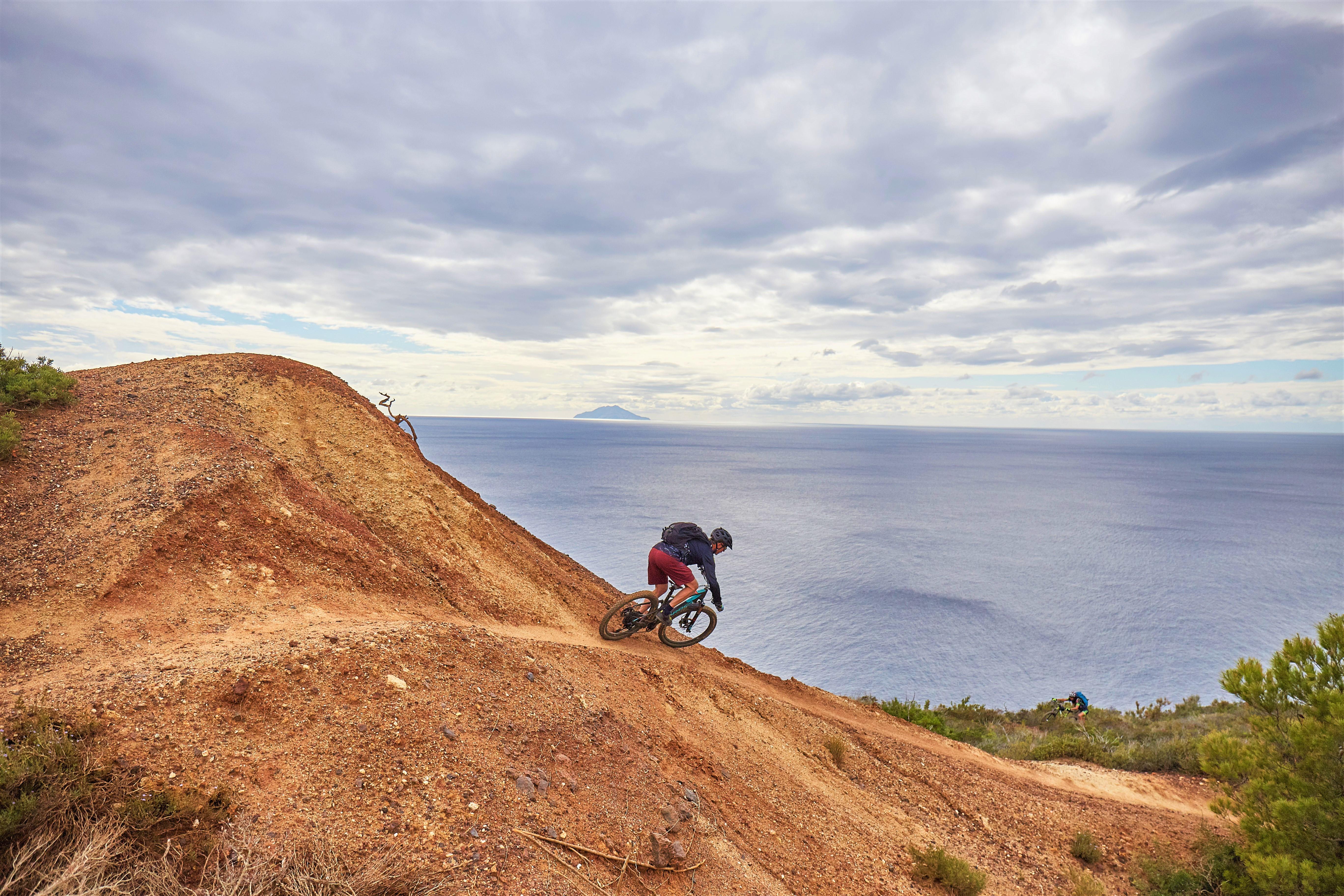 Mountainbike  auf  Elba  4