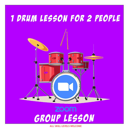 Group lessons for 2