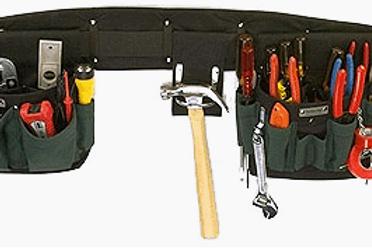 Boulder Bag 104XL-GR Electrician Comfort Combo