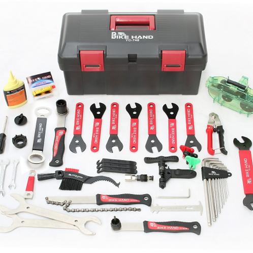 BIKEHAND Complete Bike Bicycle Repair Tools Tool Kit