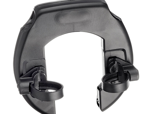 Trelock RS 350 Protect/Connect AZ Padlock Black Matt