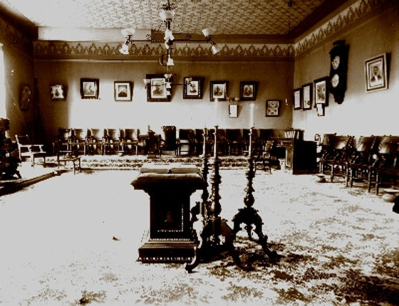Helena Lodge #3 circa 1900