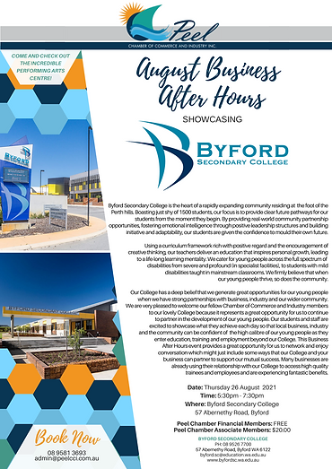August Business After Hours showcasing Byford Secondary College.png