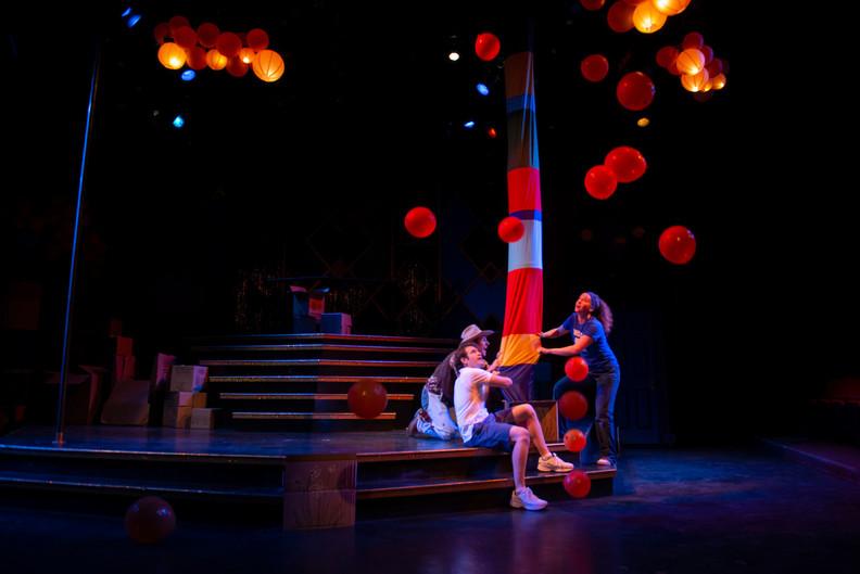 Hangar Theatre Kidstuff Season 2018- Master Electrician