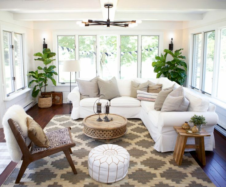 Awesome House Of The Rising Sun: How To Bring Summertime Style To Your Sunroom |  Window Treatments, Blinds, Shades U0026 Curtains | Curtain Works