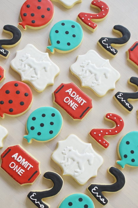CarouselBirthday Cookies