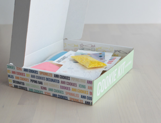 Cookie Kit Box July