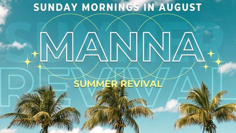 Manna Summer Revival