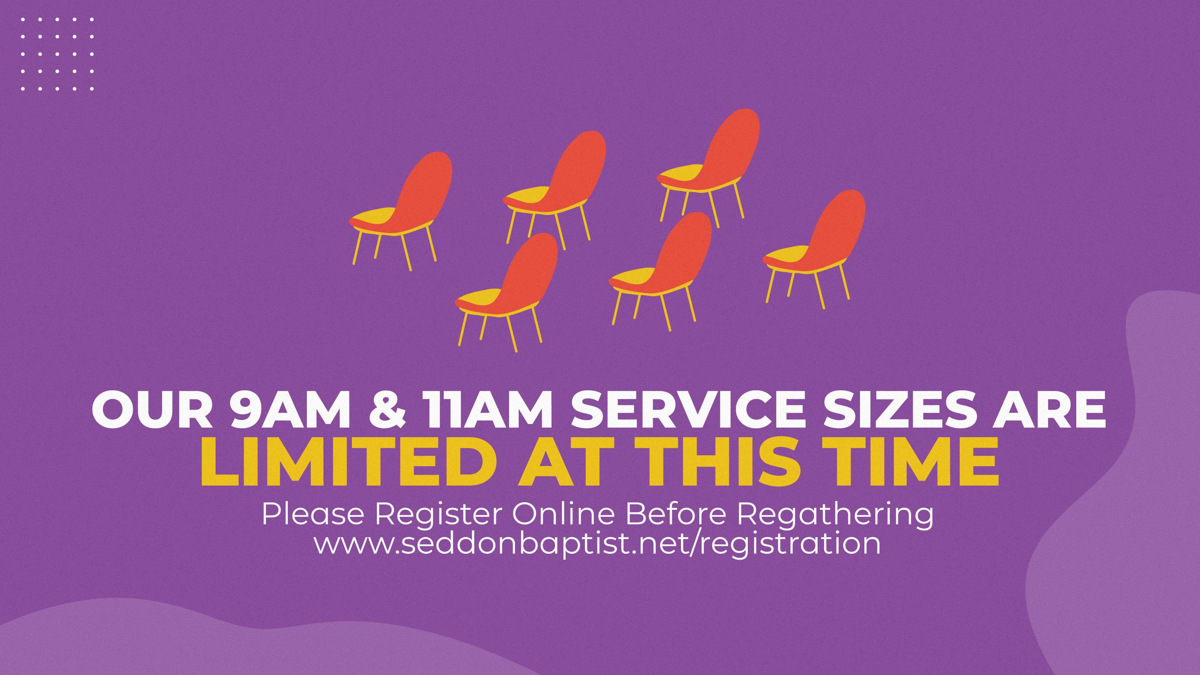 SBC Worship Regathering Registration
