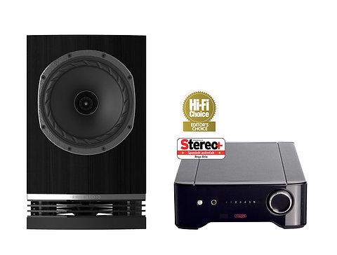 Pakkeløsning: Rega Brio Amp og Fyne Audio F500