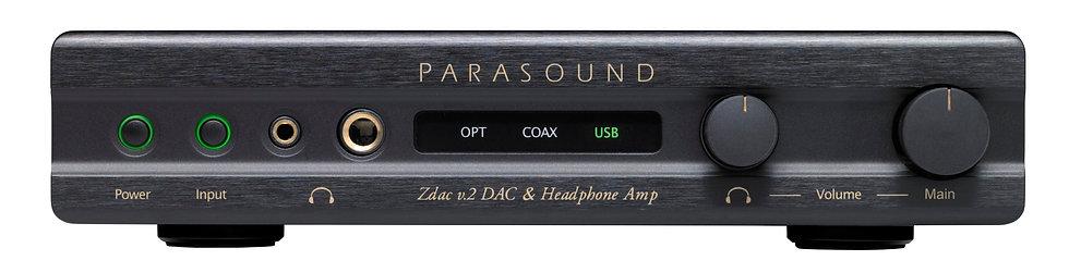 Parasound Zdac v.2