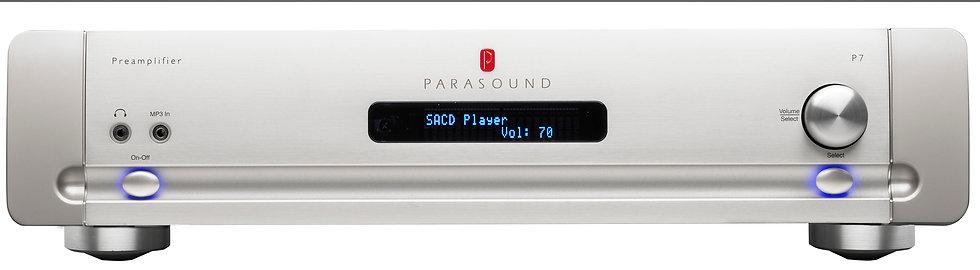 Parasound Halo P7
