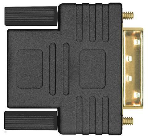 Wireworld HDMI Female to DVI Male
