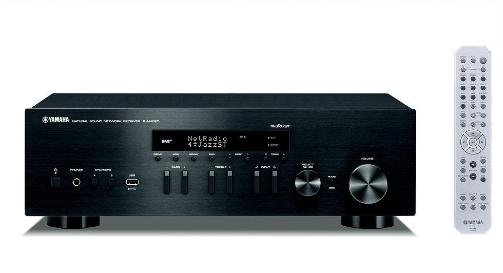 Yamaha MusicCast R-N402D sort