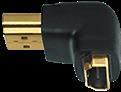 Wireworld HDMI Vinkeladapter