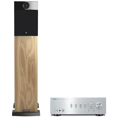 Pakkeløsning: Yamaha A-S701 og Fyne Audio F302