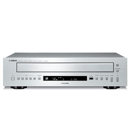 Yamaha CD-C600 sølv