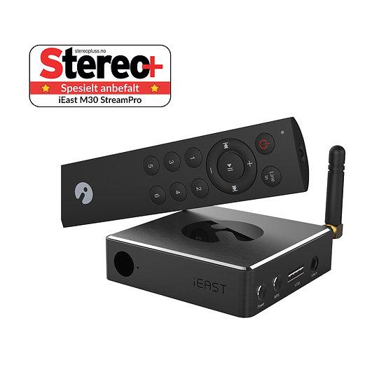 iEast M30 StreamPro anbefalt