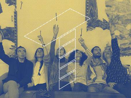 Das Terrasse Ensemble mit Housekeys am 10-12. November 2018 @ Studio Kinitiras in Athen!!!