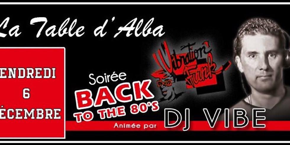 Back To 80's DJ Vibe