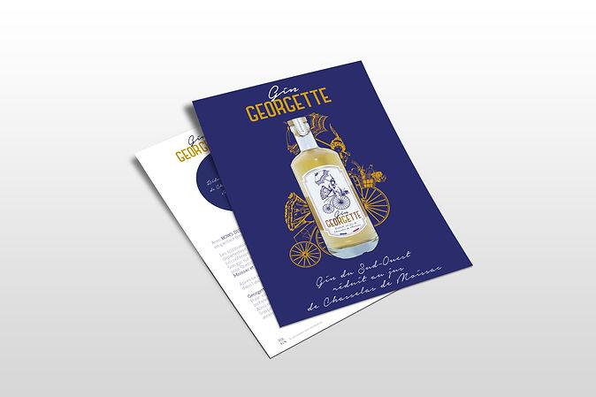 Flyers Gin Georgette