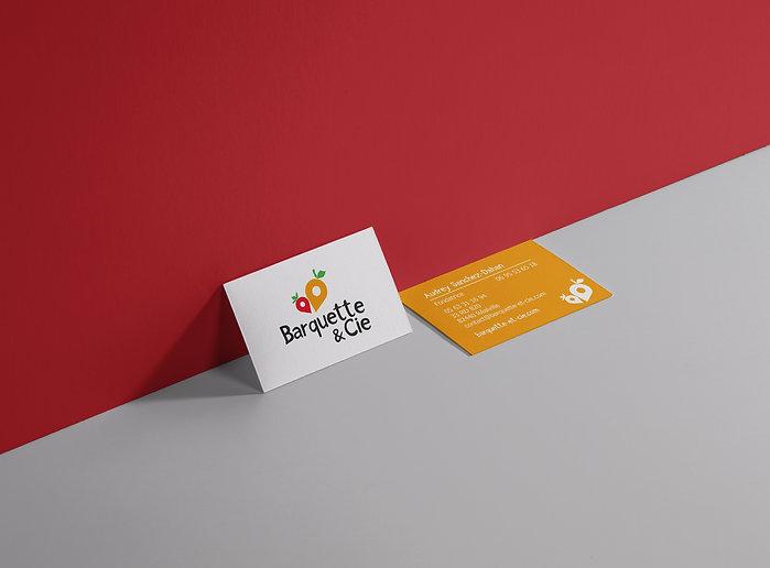 Carte de visite Barquette et Compagnie.j
