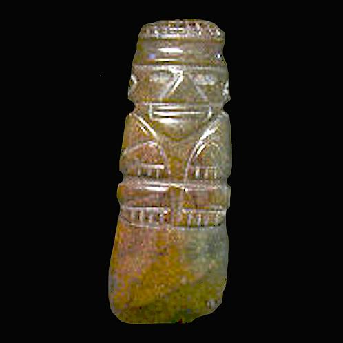 Costa Rican Jade Axe God (DiosHhacha)