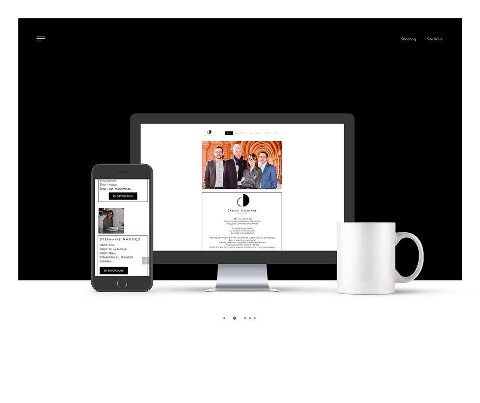 Présentation site Web