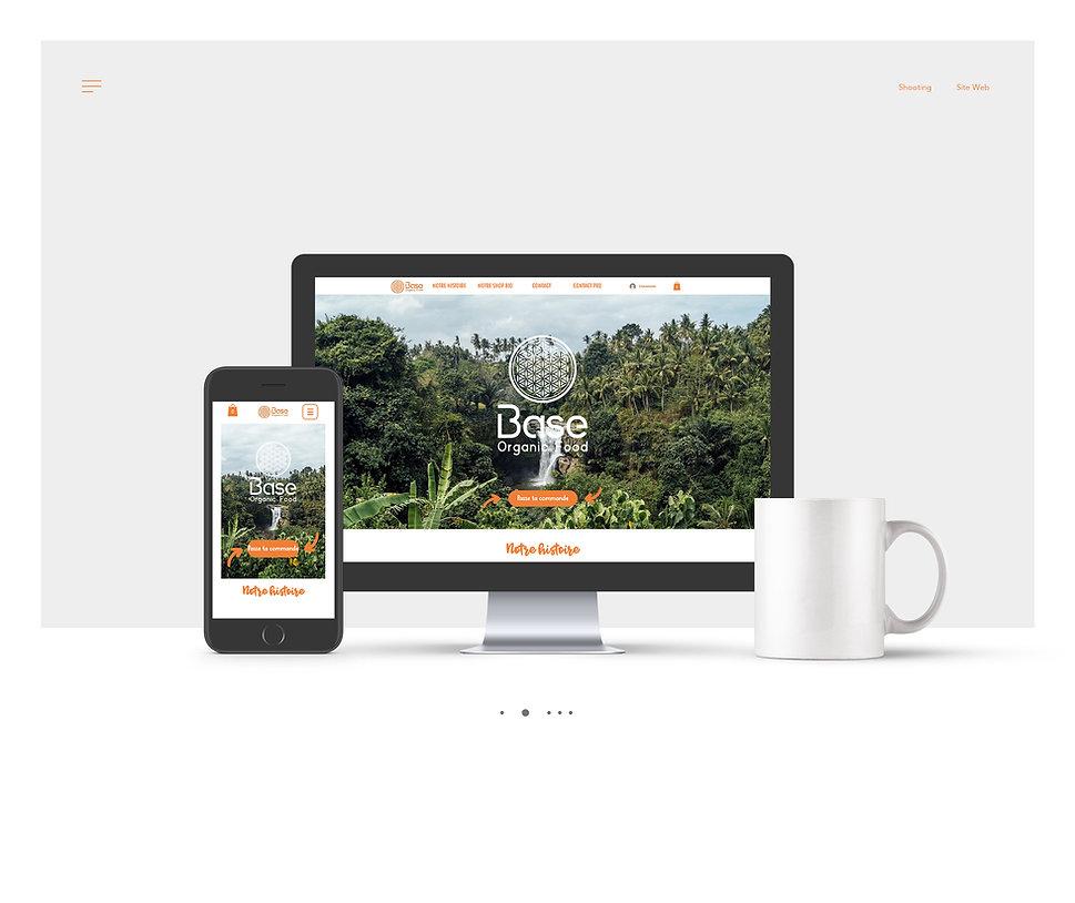 Site Web et Responsive