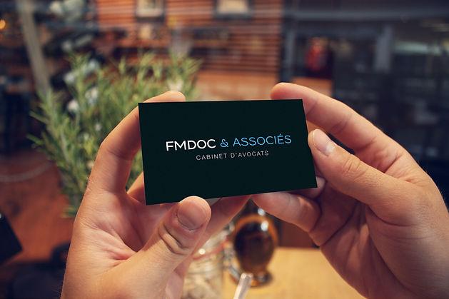 Carte de visite FMDOC